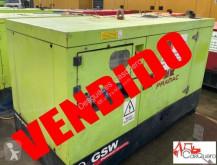 Material de obra generador Pramac GSW 30