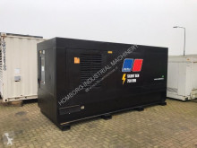MTU 12V1600 Marelli 750 kVA Supersilent generatorset as New ! construction used generator