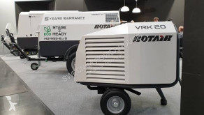 Rotair VRK20 construction new compressor