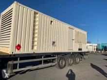 Generatorenhet MTU 1000 Kva