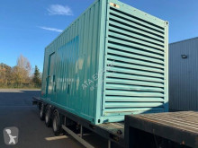 MTU generator construction 800 KVA