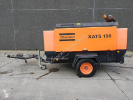 Atlas Copco XATS 156 DD - N tweedehands compressor