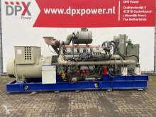 Perkins áramfejlesztő építőipari munkagép 4012TAG2 - 1530 kVA Generator - DPX-12345