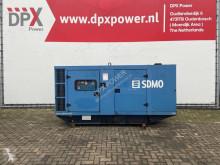 SDMO áramfejlesztő építőipari munkagép J220K- John Deere - 220 kVA Generator - DPX-12347
