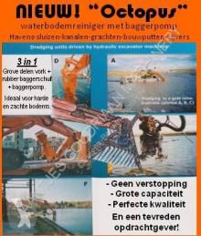 Equipos Otro equipamiento Octopus waterbodemreiniger