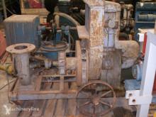 Oldtimer motorpomp used water pump