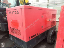 Himoinsa 100 hfw construction used generator