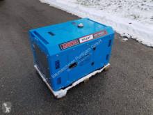 Entreprenørmaskiner motorgenerator Ashita DG 11000 SE