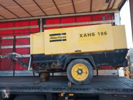 Строителна техника Atlas Copco XAHS186 компресор втора употреба