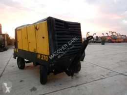 Kaeser M270 construction used compressor
