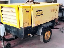 Atlas Copco XAS76 compresor second-hand