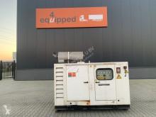 Material de obra Generator, 60 KVA/48 kW, only 471 hrs grupo electrógeno usado
