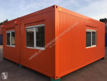 Tweedehands Bureelcontainers 6 x 6m bungalow usato