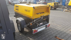 Atlas Copco XAS 57 construction used compressor