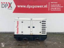 Építőipari munkagép SDMO R110C3 - John Deere - Stage IIIA - DPX-12363 használt áramfejlesztő