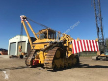 Pipelayer Caterpillar 589 105 t Hubkraft 8x MIETE / RENTAL Pipelayer