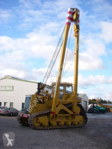 Lansator de conducte Caterpillar 589 105 t Hubkraft 8x MIETE / RENTAL Pipelayer