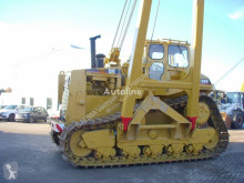 Material de obra Caterpillar 589 105 t Hubkraft 8x MIETE / RENTAL Pipelayer pipelayer usado