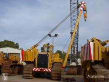 Material de obra pipelayer Caterpillar 589 105 t Hubkraft 8x MIETE / RENTAL Pipelayer