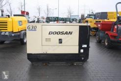 Doosan áramfejlesztő építőipari munkagép G30