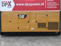 Material de obra Caterpillar C18 - 660 kVA Generator - DPX-18029 gerador novo