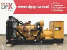 Material de obra grupo electrógeno Caterpillar C32 - 1.100 kVA - Generator - DPX-18034