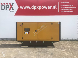 Material de obra Caterpillar DE165E0 - 165 kVA Generator - DPX-18016 grupo electrógeno nuevo