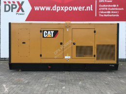 Caterpillar DE500E0 - C15 - 500 kVA Generator - DPX-18026 construction new generator