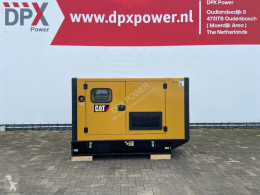 Caterpillar DE50E0 - 50 kVA Generator - DPX-18006 construction new generator