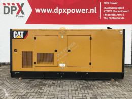 Caterpillar DE550E0 - C15 - 550 kVA Generator - DPX-18027 construction new generator