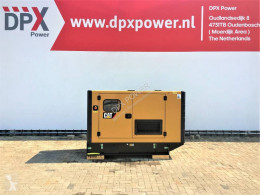 Caterpillar DE88E0 - 88 kVA Generator - DPX-18012 construction new generator