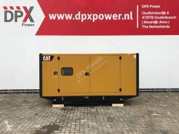 Caterpillar DE200E0 - 200 kVA Generator - DPX-18017 construction new generator