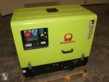 Pramac P6000S2 construction used generator