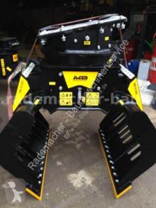 Grappin MB Crusher G 1200 Abbruch Sortiergreifer Verachtert VRG