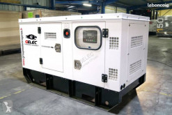 Gelec generator construction