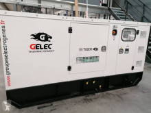 Gelec construction used generator