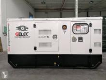 Stavební vybavení Gelec elektrický agregát použitý