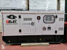 Material de obra Gelec grupo electrógeno usado
