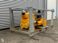 Geho waterpumps ZD600 400V pompe occasion