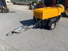 Material de obra Ingersoll rand R1090F compresor usado