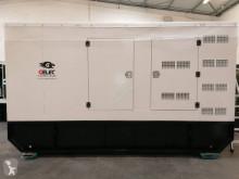 Entreprenørmaskiner motorgenerator Gelec