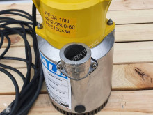 Atlas Copco 10N Weda pumpe brugt