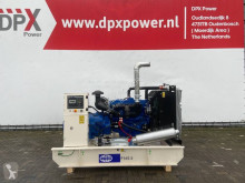 FG Wilson施工设备 P165-5 - 165 kVA Open Generator Set - DPX-12368 发电机 二手