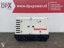 SDMO áramfejlesztő építőipari munkagép R110C3 - John Deere - Stage IIIA - DPX-12361