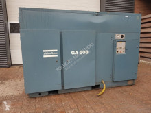 Atlas Copco GA 608 construction used compressor