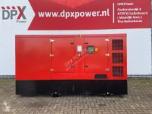 Doosan áramfejlesztő építőipari munkagép P126TI - 300 kVA Generator - DPX-12379