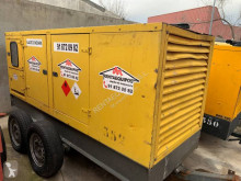 Atlas Copco DW 100 MII construction used generator