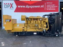 Material de obra Caterpillar 3512B - 1.600 kVA Generator - DPX-12311 grupo electrógeno usado