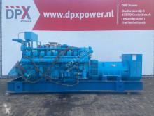 Material de obra Mitsubishi S16NPTA - 1.000 kVA Generator - DPX-12337 grupo electrógeno usado