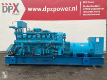 آلة لمواقع البناء مجموعة مولدة للكهرباء Mitsubishi S16NPTA - 1.000 kVA Generator - DPX-12338